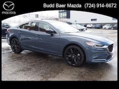 New 2021 Mazda Mazda6 Carbon Edition Sedan JM1GL1WY4M1606863 215163 for sale in Washington, PA