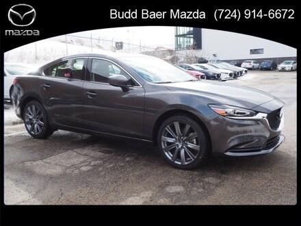 2021 Mazda Mazda6 Grand Touring Sedan JM1GL1TY6M1605007 215110