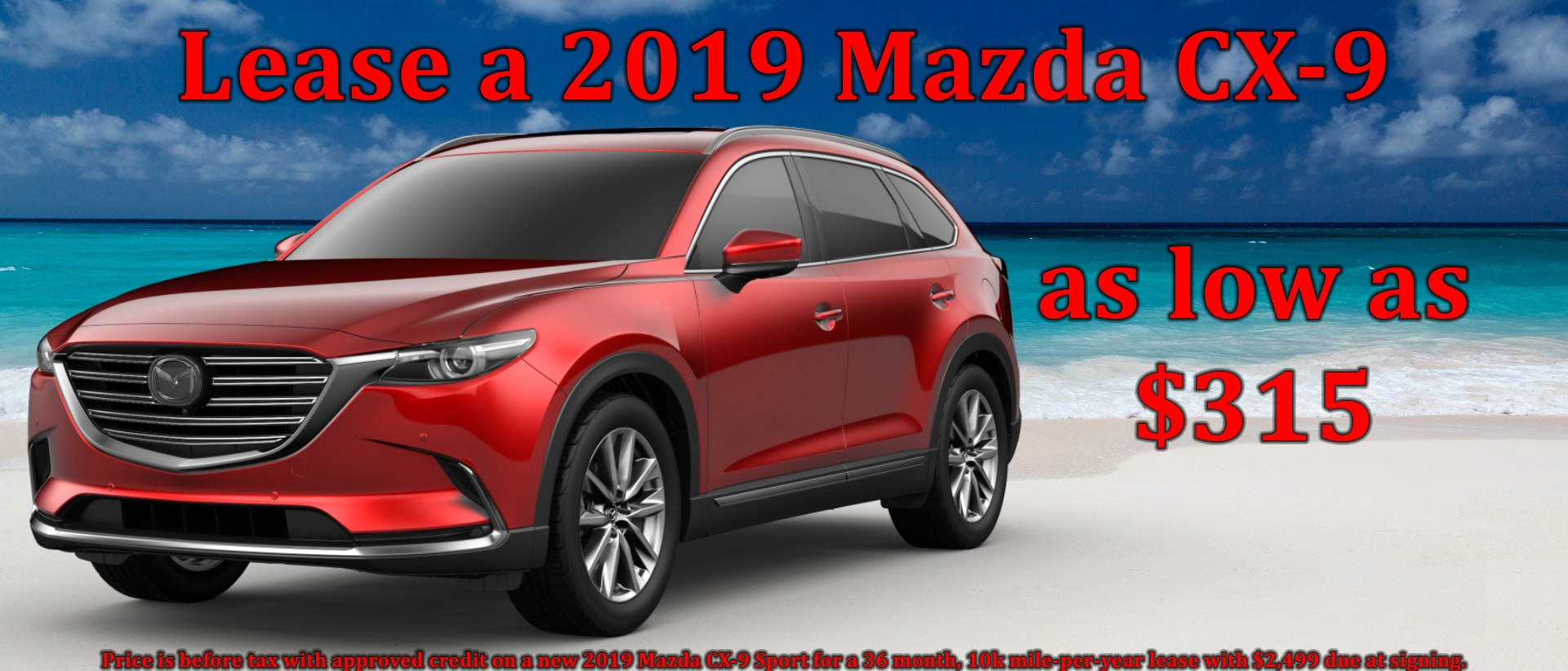 Cx 9 Monthy Special Budd Baer Mazda