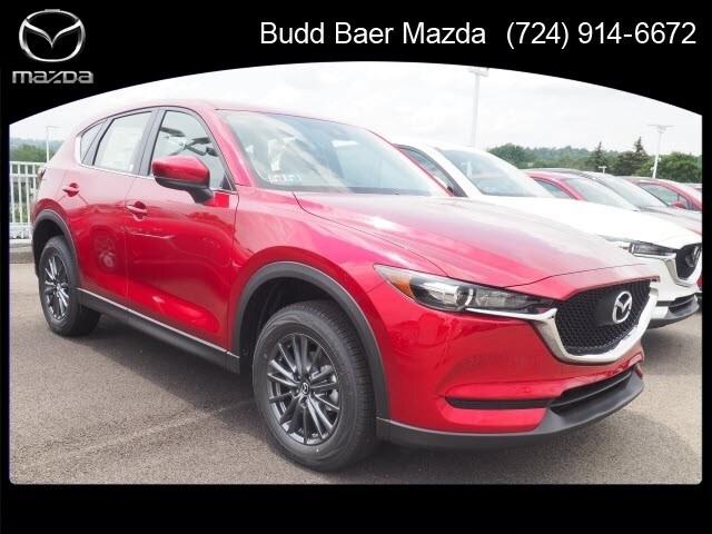 2019 Mazda Mazda CX-5 Sport SUV JM3KFBBM6K0595207 19-5-117