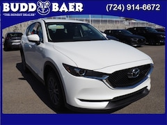 New 2019 Mazda Mazda CX-5 Sport SUV JM3KFBBM2K0681176 19-5-310 for sale in Washington, PA