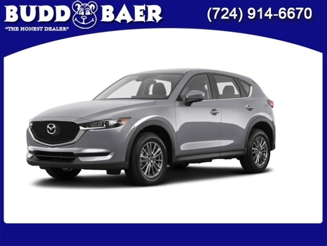 New 2018 Mazda Mazda CX-5 Sport SUV in Washington