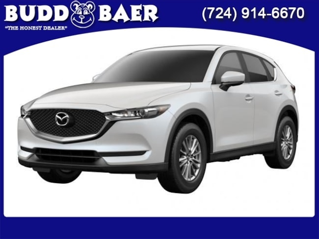 New 2018 Mazda Mazda CX-5 Touring SUV in Washington