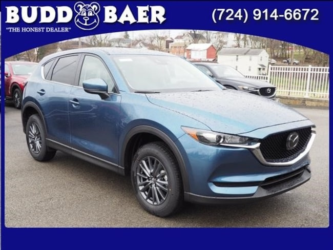New 2019 Mazda Mazda CX-5 Touring SUV JM3KFBCM8K0564927 19-5-147 in Pittsburgh