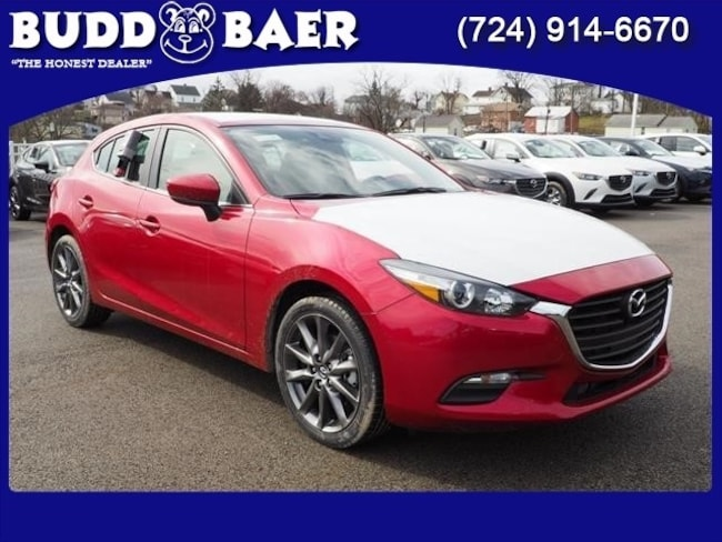 New 2018 Mazda Mazda3 Touring Base Hatchback in Washington