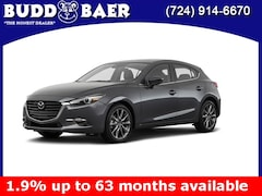 New Mazda  2018 Mazda Mazda3 Grand Touring Base Hatchback For Sale in Washington PA