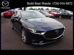 2019 Mazda Mazda3 Premium Base Sedan