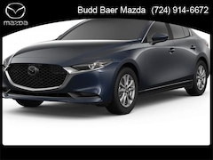 New 2020 Mazda Mazda3 Base Base Sedan JM1BPABL7L1167231 20-5-214 near Pittsburgh PA