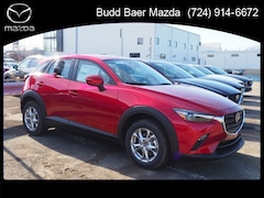 New 2021 Mazda Mazda CX-3 Sport SUV JM1DKFB71M1503464 215027 For Sale in Pittsburgh