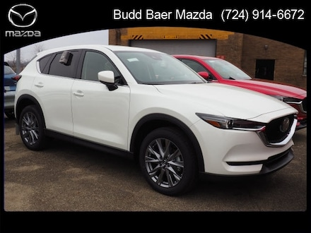 2021 Mazda Mazda CX-5 Grand Touring Reserve SUV JM3KFBAY7M0327578 215078