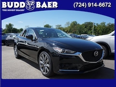 New 2019 Mazda Mazda6 Grand Touring Reserve Sedan JM1GL1WY9K1506819 19-5-344 for sale in Washington, PA