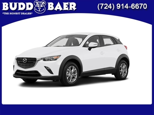 New 2019 Mazda Mazda CX-3 Sport SUV in Washington