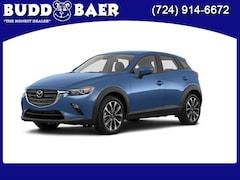 New 2019 Mazda Mazda CX-3 Touring SUV JM1DKFC71K0439931 19-5-107 For Sale in Pittsburgh