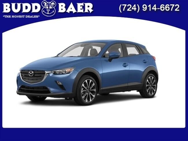 New 2019 Mazda Mazda CX-3 Touring SUV JM1DKFC71K0439931 19-5-107 in Pittsburgh