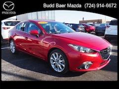 2016 Mazda Mazda3 s Touring Sedan