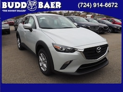 New 2019 Mazda Mazda CX-3 Sport SUV JM1DKFB70K1453976 19-5-389 for sale in Washington PA