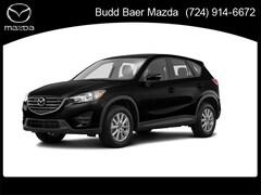 Used  2016 Mazda Mazda CX-5 Sport SUV JM3KE4BY0G0659640 214082A For Sale in Pittsburgh