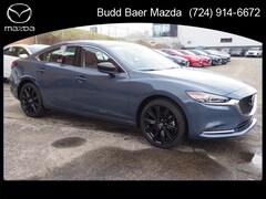 New 2021 Mazda Mazda6 Grand Touring Reserve Sedan JM1GL1WY9M1602792 215055 For Sale in Pittsburgh