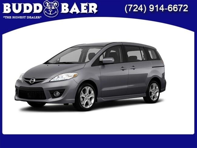 Certified Used 2010 Mazda Mazda5 Sport Wagon in Washington