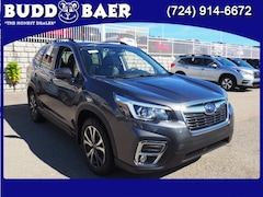 New 2020 Subaru Forester Limited SUV JF2SKAUC2LH411663 20-4-082 serving Pittsburgh