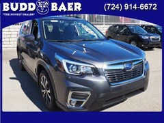 New 2020 Subaru Forester Limited SUV JF2SKAUC0LH409877 20-4-077 serving Pittsburgh