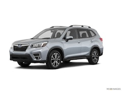 New 2020 Subaru Forester Limited SUV JF2SKAUC8LH435613 20-4-183 serving Pittsburgh