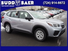 New 2021 Subaru Forester Base Trim Level SUV JF2SKADC4MH427526 214242 serving Pittsburgh