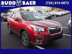 New 2020 Subaru Forester Limited SUV JF2SKAUC3LH425961 20-4-132 serving Pittsburgh