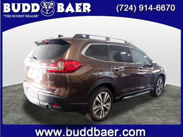 Used 2019 Subaru Ascent Touring For Sale in Washington, PA ...