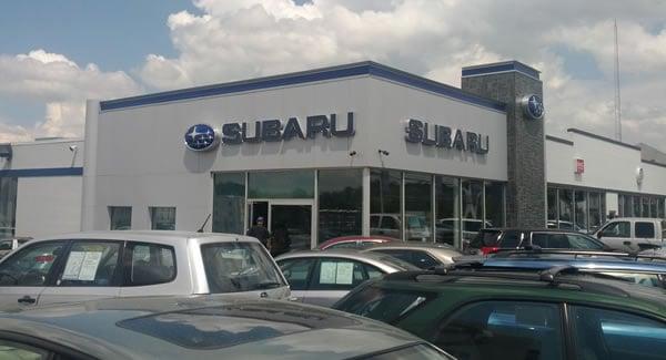 About Budd Baer Subaru In Washington PA Subaru Dealer Information - Budd subaru