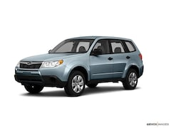 Used Cars  2010 Subaru Forester 2.5X SUV JF2SH6AC7AH740100 20-1-077A For Sale in Washington PA