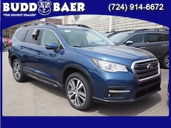 New 2019 Subaru Ascent Limited 8-Passenger SUV 4S4WMALD5K3465065 19-4-766 for sale in Washington PA