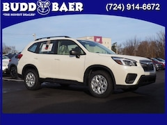 New 2021 Subaru Forester Base Trim Level SUV JF2SKADC8MH436729 214253 serving Pittsburgh