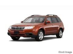 Used  2010 Subaru Forester 2.5X Premium SUV JF2SH6CC7AH747304 204817A For Sale in Pittsburgh