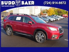 New 2021 Subaru Ascent Limited 7-Passenger SUV 4S4WMAPD7M3418228 214112 for sale in Washington PA