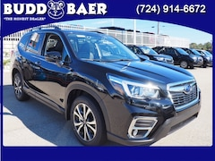 New 2020 Subaru Forester Limited SUV JF2SKAUC9LH411577 20-4-076 serving Pittsburgh