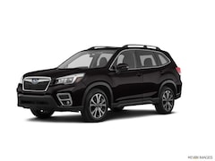 New 2020 Subaru Forester Limited SUV JF2SKAUC1LH546245 20-4-535 serving Pittsburgh