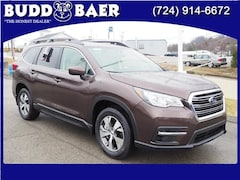 New 2019 Subaru Ascent Premium 7-Passenger SUV 4S4WMAFD8K3469834 19-4-719 for sale in Washington PA