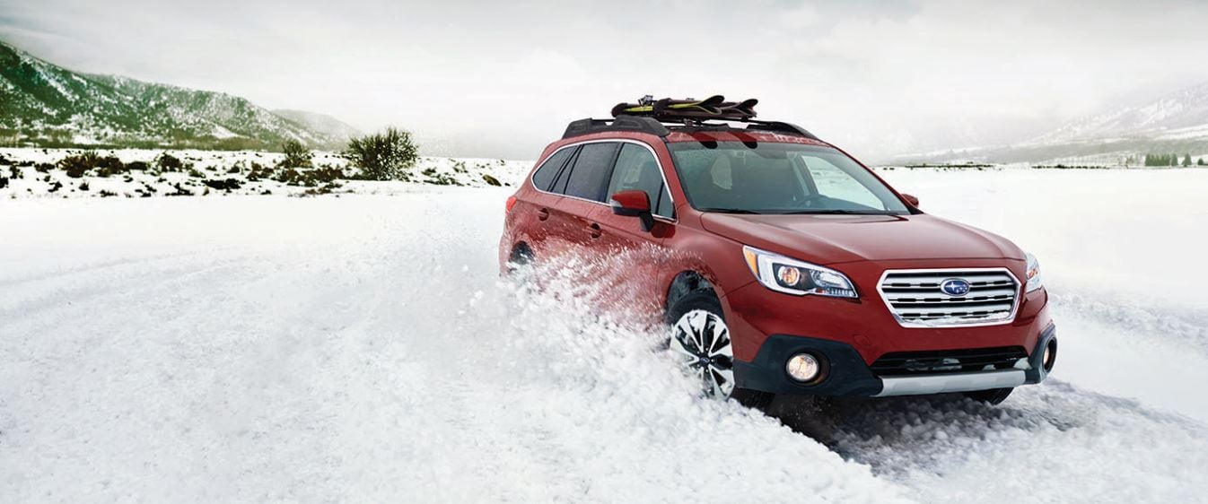 Winter Car Service Washington PA | Budd Baer Subaru