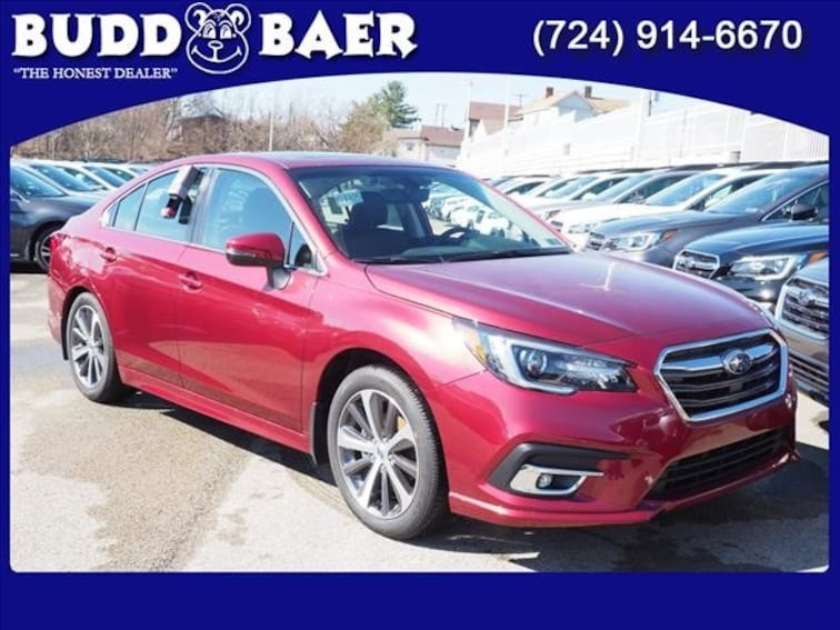 New 2019 Subaru Legacy 2.5i Limited Sedan in Washington, PA