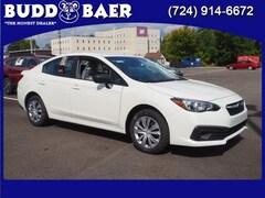 New Cars  2020 Subaru Impreza Base Trim Level Sedan 4S3GKAB67L3615132 204828 For Sale in Washington PA