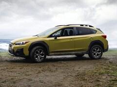 New 2021 Subaru Crosstrek Base SUV JF2GTABC5MH203171 211002 for sale in Washington PA
