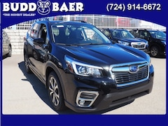 New 2020 Subaru Forester Limited SUV JF2SKAUC9LH410445 20-4-080 serving Pittsburgh
