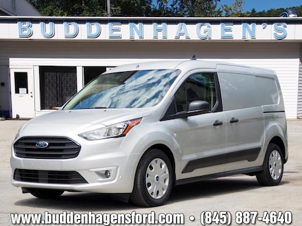2020 Ford Transit Connect XLT Commercial-truck