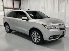 2015 Acura MDX SH-AWD with Technology Package SUV