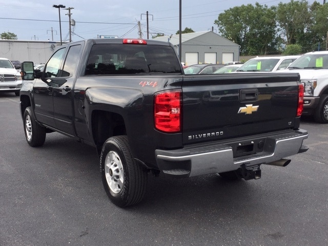 Used 2019 Chevrolet Silverado 2500HD For Sale at Budget Car Sales of