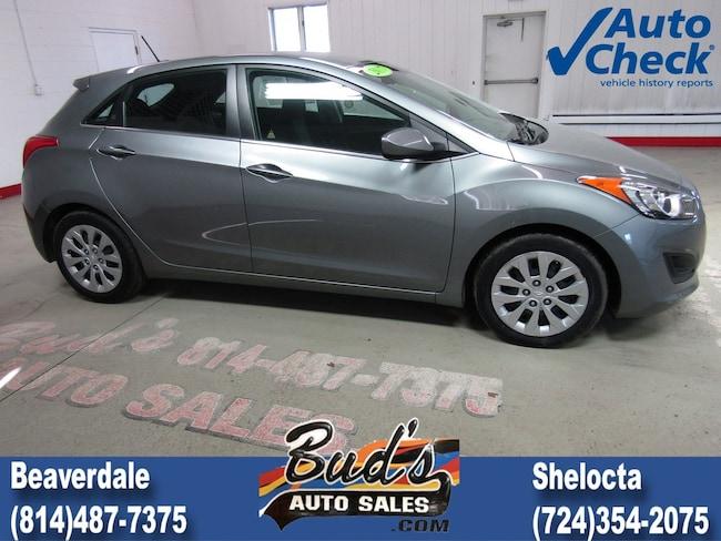 Gt Auto Sales >> Used 2017 Hyundai Elantra Gt For Sale Beaverdale Pa