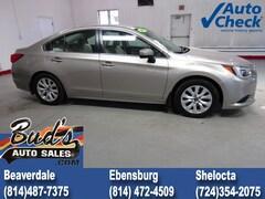 2017 Subaru Legacy Premium Sedan