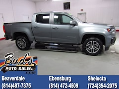 2021 Chevrolet Colorado 4WD Work Truck Truck Crew Cab