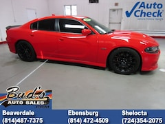 2017 Dodge Charger R/T Scat Pack R/T Scat Pack RWD